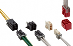 Molex CP-6.5 Wire-to-Board and Wire-to-Wire Connector System