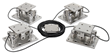 New Heavy-Capacity CenterPoint DB-SP Series Tank/Hopper Weighing Load Cell Kits