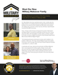 Military Makeover with Montel Williams Renovates Family Home of Late Chris Hixon, Marjory Stoneman Douglas Athletic Director in Parkland, FL, and 27 Year Navy Veteran.