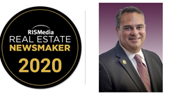 Rei Mesa, President and CEO, Selected as RISMedia 2020 Real Estate Newsmaker