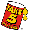 Take 5 Oil Change Expands to Canada