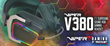 VIPER GAMING by PATRIOT™ launches Viper V380 Virtual 7.1 Surround Sound RGB Gaming Headset