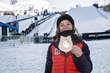 Monster Energy's Sarah Hoefflin Will Compete at X Games Aspen 2020 in Women's Ski Slopestyle and Big Air