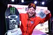 Monster Energy's Rene Rinnekangas Will Compete at X Games Aspen 2020 in Men's Snowboard Slopestyle, Big Air, Rail Jam and Knuckle Huck