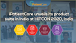 iPatientCare unveils its product suite in India at HITCON 2020, India