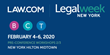 SecureReview Sponsors LegalWeek 2020