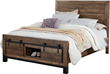 New Sonoma Bed at Brandenberry Amish Furniture Brings Farmhouse Feel to Bedrooms Across America