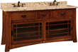 Brandenberry Furniture's Sink Cabinets Take Fine Furniture Beyond the Bathroom Door
