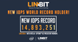 LINBIT Announces 14.8 Million IOPS World Record for Hyperconverged Storage
