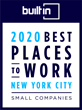 WorkStride Named a Top Workplace in NYC