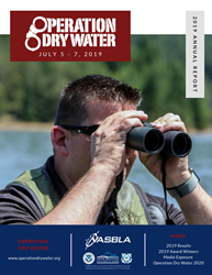 2019 Operation Dry Water Annual Report