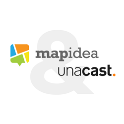 Unacast Partners with Mapidea