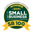 Elite Insurance Partners Named an SB100 Winner in the 2019 Best of Small Business Awards