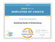 Assisting Hands Home Care in Schaumburg Receives 2020 Best of Home Care®–Employer of Choice Award