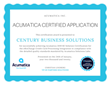 EBizCharge 2019 R2 Application is Certified by Acumatica