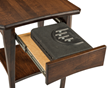 Brandenberry Announces Occasional Tables with Built-In Security Feature