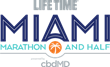 cbdMD Set to Activate and Educate at Life Time Miami Marathon and Half Marathon presented by cbdMD