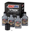 AMSOIL Introduces Additional V-Twin Oil Change Kits to Fulfill Rider Requests