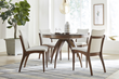 Brandenberry Amish Furniture's New Madrid Dining Collection Dining Set Gives Sleek Feel to Homes