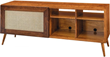 Weaver Furniture Sale's Cascade Slider TV Cabinet Celebrates Mid-Century Design