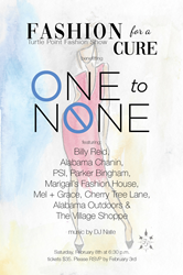 One to None Hosts Fashion Show with Music by DJ Nate to Benefit Type 1 Diabetes