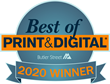 Winners of the 2020 Best of Print & Digital® Award Announced