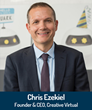 Chris Ezekiel of Creative Virtual Appears in Leaders Council Podcast Alongside Sir Geoff Hurst