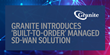 Granite Introduces 'Built-to-Order' Managed SD-WAN Solution at SD-WAN EXPO East 2020