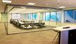 Glass Walls in Conference Rooms are Detrimental to Audio Conferencing