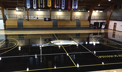 Dorough Field House at Oglethorpe University, home of a new summer Nike Volleyball Camp.