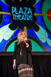 "Nancy Sinatra performing 'These Boots Are Made For Walkin"" at the Plaza Theatre Palm Springs, February 16, 2020"