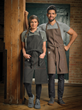Metro Edge™ Aprons, New from Mercer Culinary … Style With an Attitude