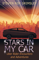 First Time Author Pens Debut Book Illustrating  the Adventures of Being an Uber Driver