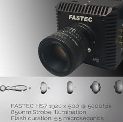 Fastec HS7 High Speed Camera