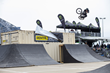 Monster Energy's Larry Edgar Takes Second Place at the Monster Energy BMX Street Style Event in Arlington, Texas