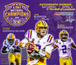 Joe Burrow Headlines LSU Championship Autograph Signing for SportsCollectibles.com and Famous Ink