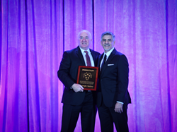 Owner/Strategic-Partner Randy Pedretti honored with PrideStaff's 5 Star Award.