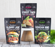 New Flavor Infused Plant Powered Meatless Mixes by Urban Accents Set to Launch in Over 1,000 Doors This Spring