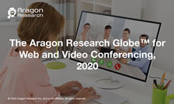 Globe for Web and Video Conferencing, 2020