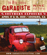 Garagiste Wine Festival Continues Tenth Anniversary Celebrations in Solvang, April 17th – 19th