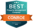PropertyManagement.com Names Best Property Management Companies in Conroe, TX for 2020