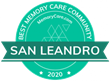 MemoryCare.com Names the Best Facilities for Senior Memory Care in San Leandro, CA