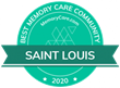 MemoryCare.com Names the Best Facilities for Senior  Memory Care in Saint Louis, MO