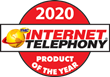 VirtualPBX Dash Business Phone System Awarded 2020 Internet Telephony Product of the Year