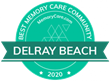 MemoryCare.com Names the Best Facilities for Senior  Memory Care in Delray Beach, FL