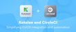 Katalon Establishes Partnership with CircleCI to Augment Go-to-Market Software Delivery