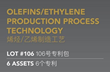 Industrial Petrochemical Olefins/Ethylene Production Patents for Sale on the Ocean Tomo Bid-Ask™ Market