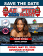 Mixed Roots Foundation Teams Up w/Tiffany Haddish and She Ready Foundation to Announce the 9th Season of MLB Adoptee Night Events in May for National Foster Care Month