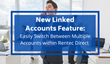 Rentec Direct Announces New Linked Accounts Feature to Help Landlords Increase Efficiency