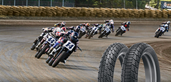 The all-new DT4 raises flat track tire technology and performance to a new level.